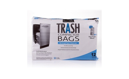 Rps Products Inc WMCK1335012-6 2-Ply Trash Compactor Bags photo