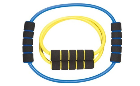 New Exercises and Fitness Gym Equipment Short Resistance Tubes