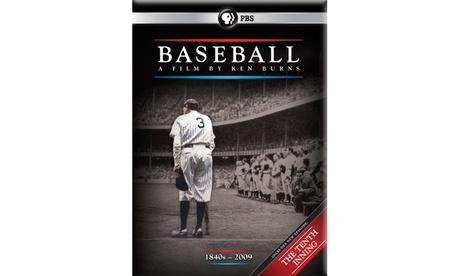 Baseball: A Film by Ken Burns 2010 Boxed Set b2d4666f-42fb-48b1-bc9c-1707cc342465