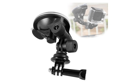 Suction Cup Mount +Tripod Adapter for GoPro HD Hero 4,Session,3+,3,2,1 f1282b34-dc65-49c2-8737-44b982af8cfd
