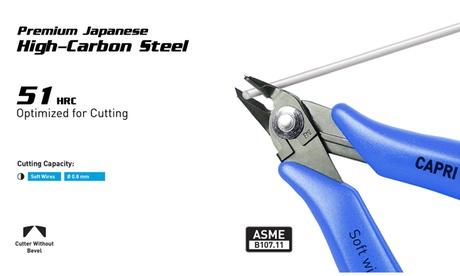 Capri Tools Klinge 5-Inch Flush Cutter c05ac52d-f8eb-4fa6-a7f3-49fc8cab2d70
