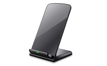 iPhone X Wireless Charger, Turbot 3-Coil Qi Wireless Charger Stand Pad 35760bea-e5d6-4345-ac0e-948816a73457