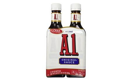 A-1 Steak Sauce 15 oz - 2 Pack 0b6871eb-f3af-40a7-b368-89ce220de4d2