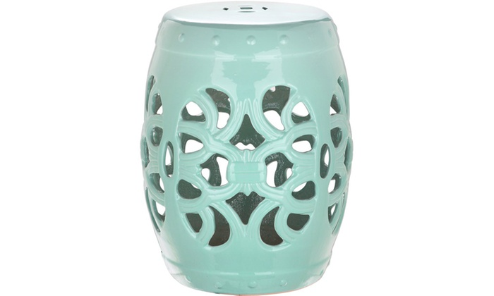 Up To 40 Off On Safavieh Garden Stool Livingsocial Shop