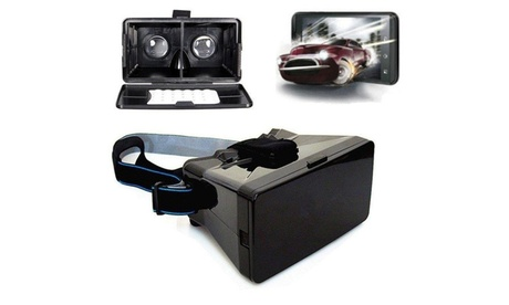 3D Video Glasses Head Mount Plastic Virtual Reality Headset 7c106403-87ce-4b87-83e5-18ba0a88ec57