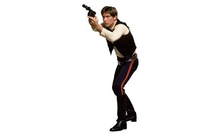 Roommates Decor Star Wars Han Solo Giant Wall Decal 82651f1c-876c-484f-8ffb-c488a1d49b64