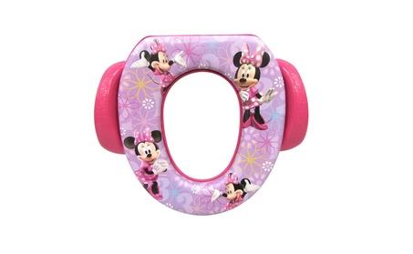 "Disney Minnie Mouse ""Bowtique"" Soft Potty Seat, Purple fbe4b67a-6b04-4c40-a10a-eed6e54f4cdd"