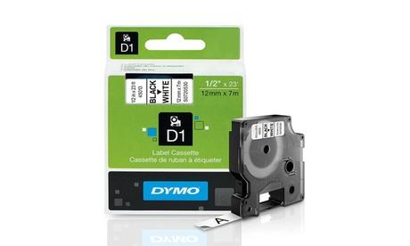 DYMO 45013 D1 Standard Tape Cartridge for Dymo Label Makers e70e0372-0961-4357-878f-5fb3a45e9b8c