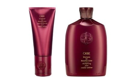 Oribe Shampoo 8.5 oz. and Conditioner 6.8 oz. for Beautiful Color 0a425b1a-cc1b-483f-911c-999bcda172e4