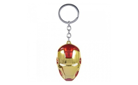 Spiderman and Iron man Key Chain from Marvel 37998fd0-2e37-458d-a25a-430ef4519be7