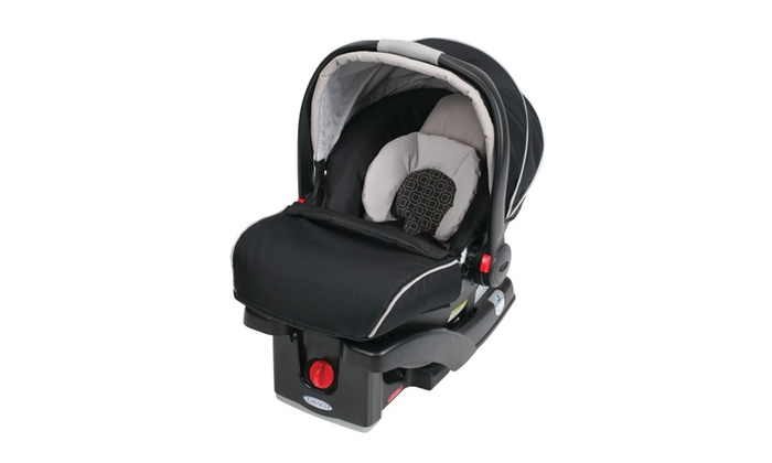Graco Snugride 35 Infant Car Seat: Graco SnugRide Click Connect 35 Infant Car Seat With Boot