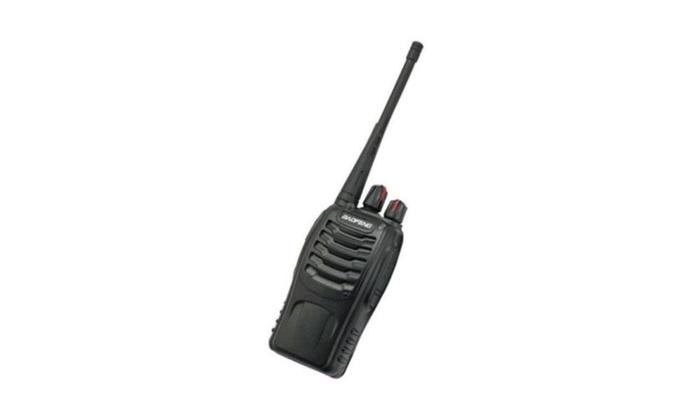 Baofeng BF-888S UHF 400-470MHz 5W Two Way Ham Radio HT Earpiece US