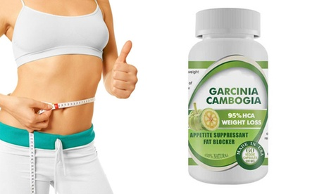 Pure Garcinia Extract Maximum 95% HCA - 1 Bottle 60 Capsules