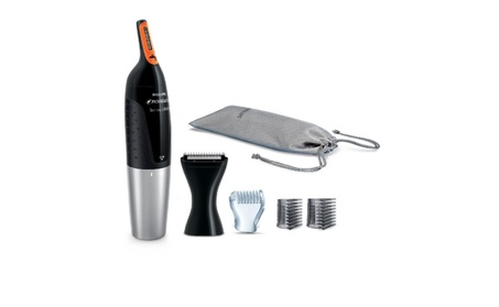 Philips Norelco Nose trimmer 5100 Facial Hair Precision Trimmer 6d6645ae-2259-46cf-9ece-29e3c48ddf96