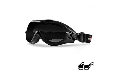 Bobster Phoenix OTG Interchange Goggle 3 Lenses e0158d6c-b53d-4453-8bb9-b62c2fe32ac2