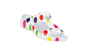 Dawgs Women's Z Sandals - Fun Collection