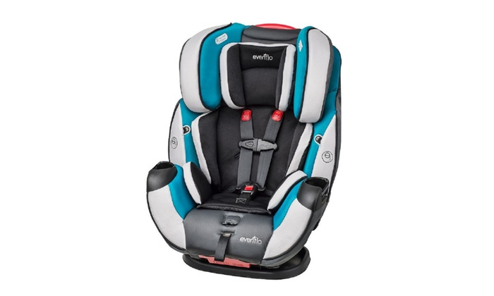 Evenflo Symphony Elite All-in-1 Convertible Car Seat | Groupon