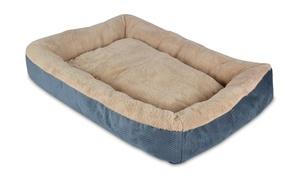 Petmate 7075880 30 x 40 x 5 in. Low Bumper Floor Pillow