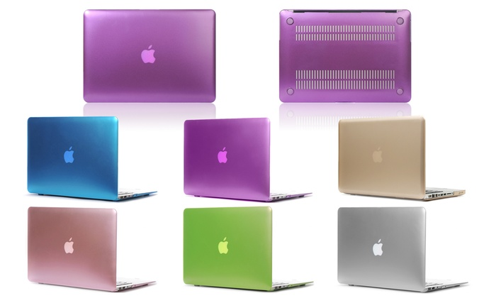 huge selection of 7bc28 0aa79 Up To 41% Off on Macbook Snap-On Hardshell Cover | Groupon Goods