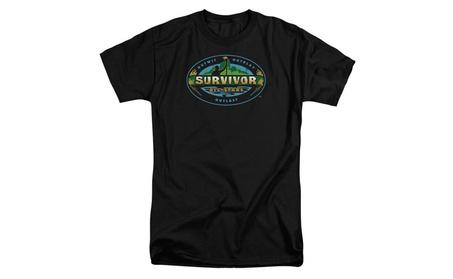 Survivor All Stars Mens Big and Tall Tee Shirt 91b07a73-7da4-4f2a-b0ad-6cd4a8b34f66
