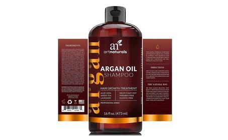 Art Naturals Organic Argan Oil Hair Loss Shampoo e025f8e1-60af-4664-90f7-75374d6318ee