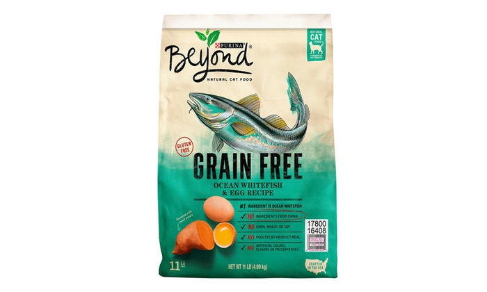 Purina beyond grain free recipe adult dry cat food groupon purina beyond grain free recipe adult dry cat food forumfinder Gallery