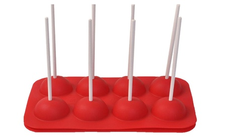 8 Cup Tasty Top Cake Pops Silicone Baking Pop c85d0d44-f505-429b-a38d-dfeaaa4a26d2