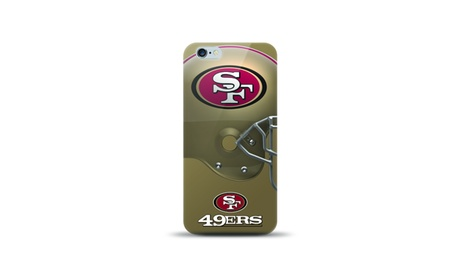 iPhone 6/6S NFL Logo On Helmet TPU Gel Cases With Free Tempered Glass 4e1692d6-2736-44f5-97ef-d28ea86bf0fe