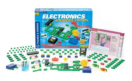 Thames & Kosmos Electronics: Advanced Circuits bd8bfafe-e89a-41ad-bada-44bcdee8caf1