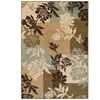 Easton Collection Area Rug - Floral Boxes 3X5