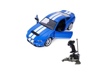 1/14 Ford Mustang Shelby GT500 Radio Remote Control RC Model Car 802e6390-df27-4467-914b-c2ef72542587
