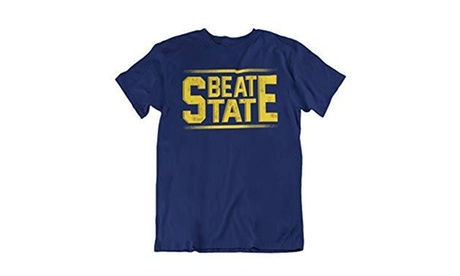 Funny Beat State College Sports T-Shirt