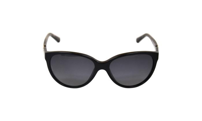 Dolce & Gabbana DG 4171 2688/T3 - Black Polarized