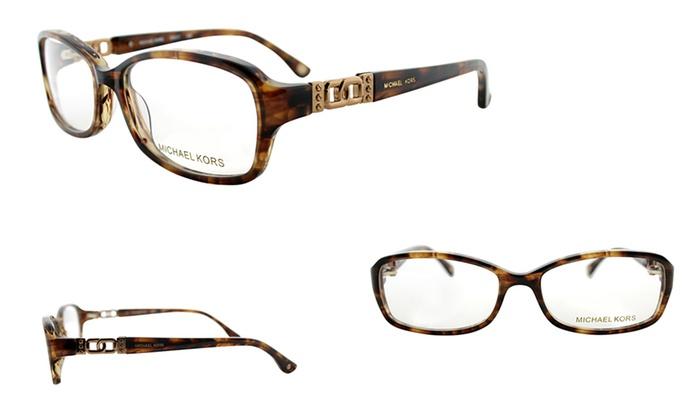 Michael Kors Optical Frames for Men and Women | Groupon
