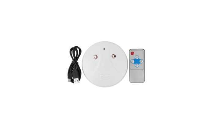 Littleadd Hidden Security Camera 1080 Motion Detection Activated Video