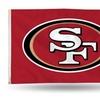 NFL Team Logo 3' x 5' Banner Flag