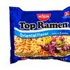 Top Ramen Noodle Soup, Oriental Flavor