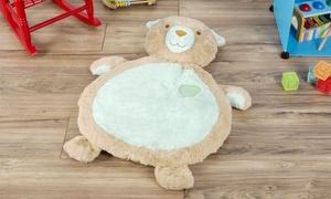 Bear Baby Floor Cushion Mat