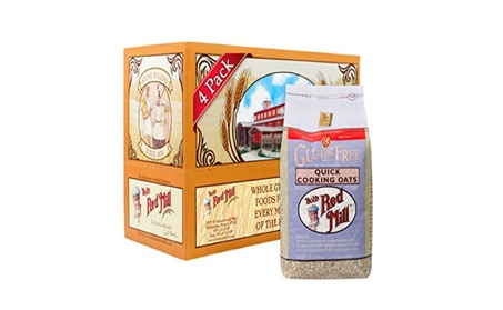 Bob's Red Mill Gluten Free Quick Cooking Rolled Oats c202b0d7-5a08-4bf6-9cb4-15fb06fd7b52