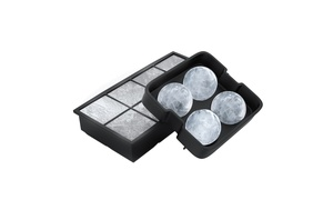 Silicone Ice Cube Tray (2-Pack)