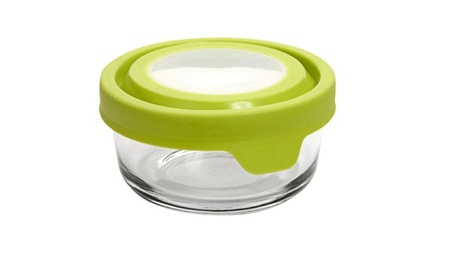 Anchor Hocking 91686 1 Cup Round TrueSeal Glass Storage Container b046595f-8d59-4333-a3bf-29e4fa36f36b