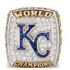 Kansas City Royals World Series Baseball Championship Ring