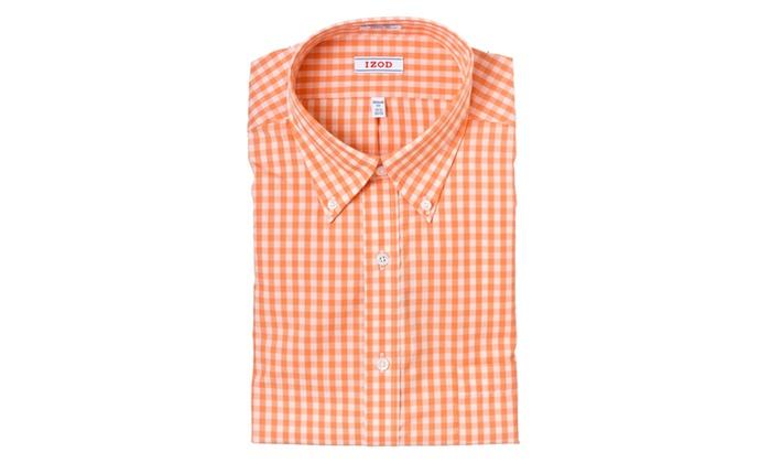 IZOD Regular Fit Wrinkle-Free Dress Shirt A1703