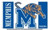 Bsi Products 95044 3 Ft. X 5 Ft. Flag W/Grommets - Memphis Tigers