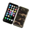 Insten Camouflage Hard Plastic TPU Case For Apple iPhone X