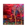 Lowell S.V. Devin 'Pompeii Afternoon' Canvas Art