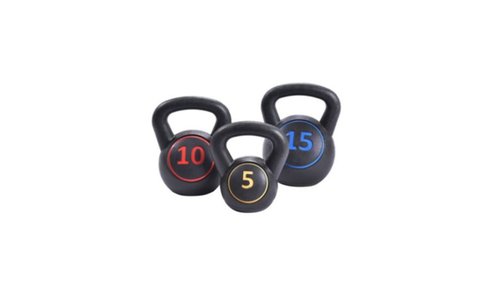 Kit Set Home Gym Fitness Workout Exercise Strength