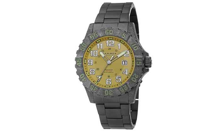 Oakley D3 Watch