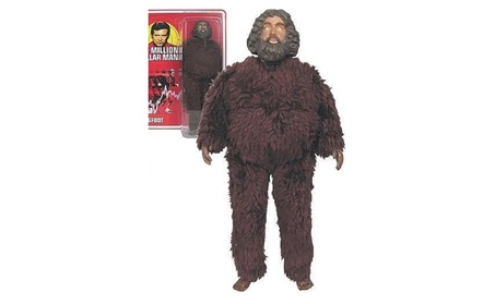 """Six Million Dollar Man 8"""" Action Figure Andre the Giant Bionic Bigfoot eafeee43-52ed-4faf-8163-36396501cab7"""