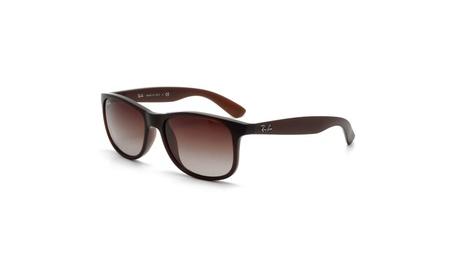 Ray Ban Andy 55mm Sunglasses (Brown/ Brown Gradient) ead7cd4f-5f51-427e-bb8a-7e96c1e89134